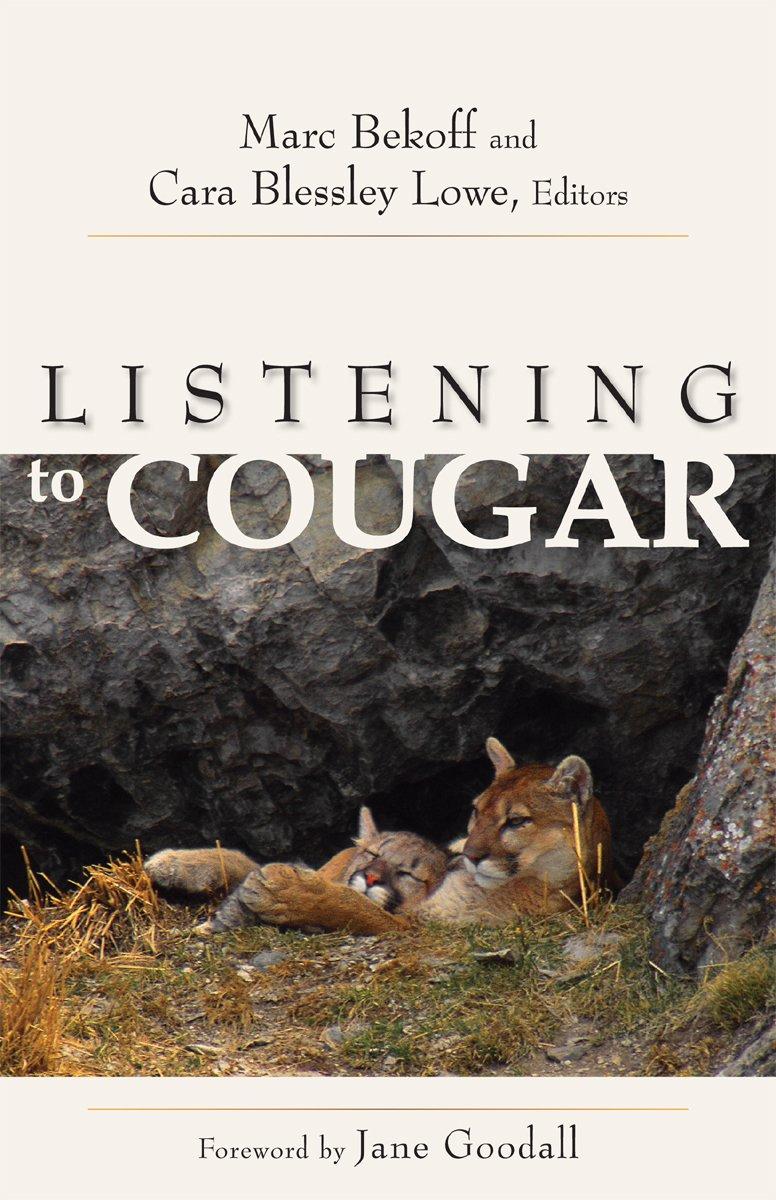 Download Listening to Cougar PDF