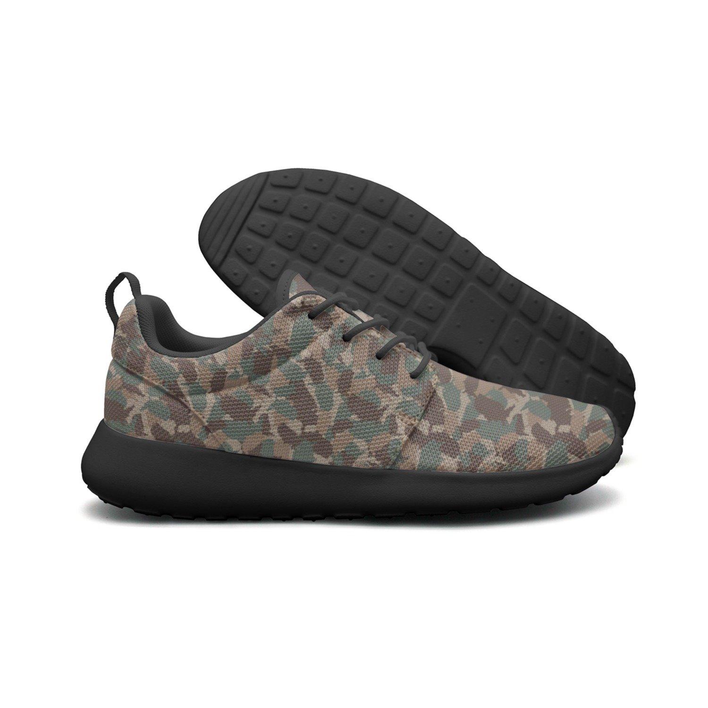 AKDJDS Original Usa Shape Camo Pattern Running Shoe Walking Shoes Womens Shoes