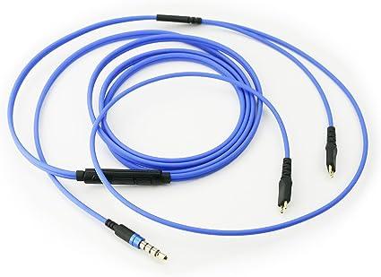 Cable volume Remote /& mic for Sennheiser HD25 HD 25-1 HD25-1 II HD25-13 HD25-C