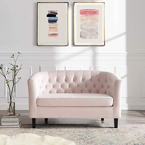 Modway Prospect Performance Velvet Loveseat