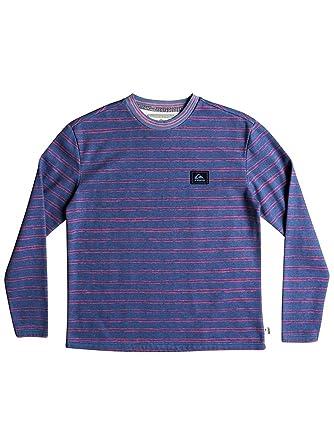 Early Quiksilver Sweatshirt Bleu S Faze Homme vwwxTdrq