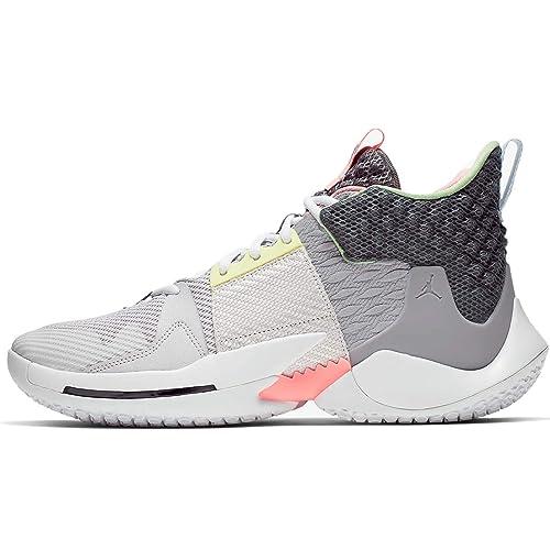 Nike Jordan Mens Why Not Zer0.2 Zapatillas de Baloncesto para ...