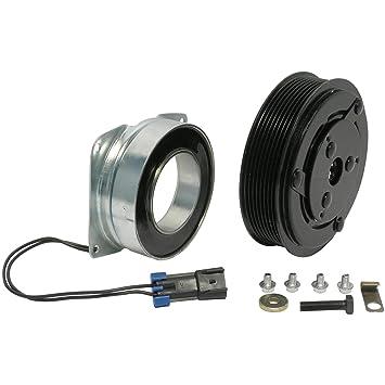 Universal aire acondicionado cl 1118 - 8HC a/c compresor embrague: Amazon.es: Coche y moto
