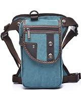 Sunmig Men Multi-purpose Leg Bag Military Drop Bag Outdoor Waist Bag
