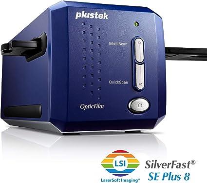 Plustek Opticfilm 8100 Scanner Elektronik