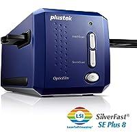 Plustek OpticFilm 8100-35mm Negative Film/Slide Scanner with 7200 DPI and 48-bit Output. Bundle Silverfast SE Plus 8.8…