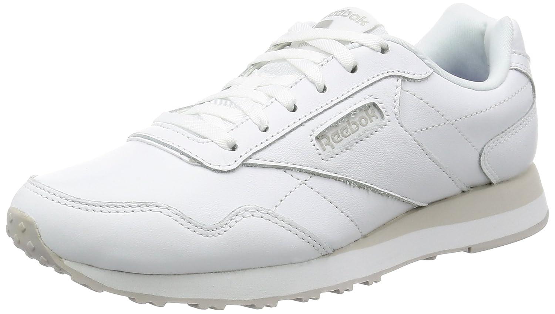 Reebok Herren Royal Glide LX Sneaker  37.5 EU Elfenbein (White/Steel)