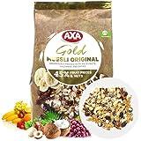AXA 爱西爱 金装45%什锦原味即食谷物麦片 750g(瑞典进口)