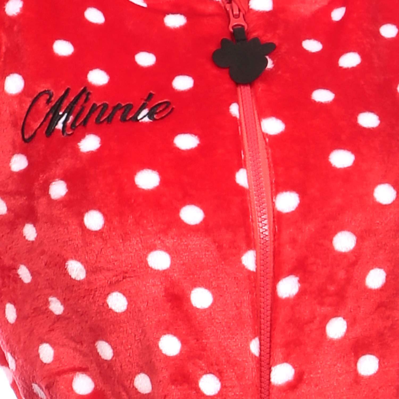 Disney Pijama Entera para Mujer Minnie Mouse