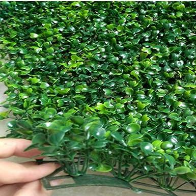 MJJEsports 40X60Cm Planta Artificial Valla Pared Panel Vertical Jardín Decoraciones Follaje Hedge - #2: Amazon.es: Industria, empresas y ciencia