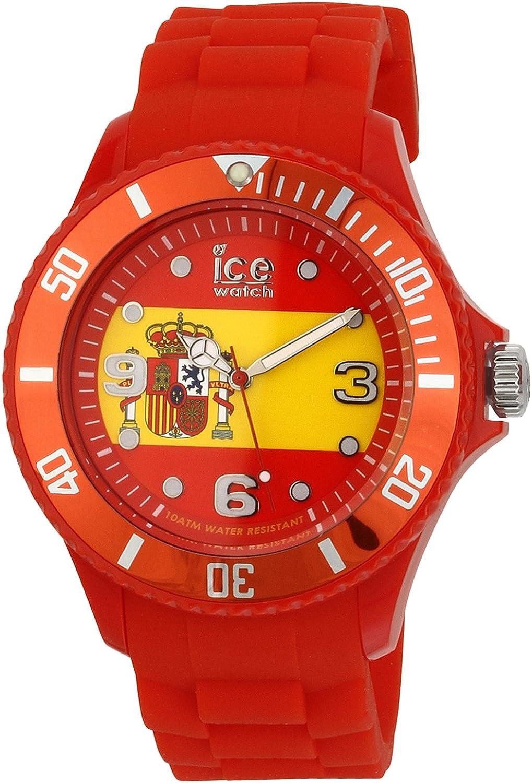 ICE-Watch Reloj Análogo clásico para Hombre de Cuarzo con Correa en Caucho WO.ES.B.S.12: Ice-Watch: Amazon.es: Relojes