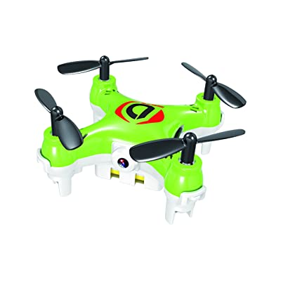 Mini Drone Mirage with Camera for Photo and Video Recording High Performance Quadcopter- Green: Toys & Games