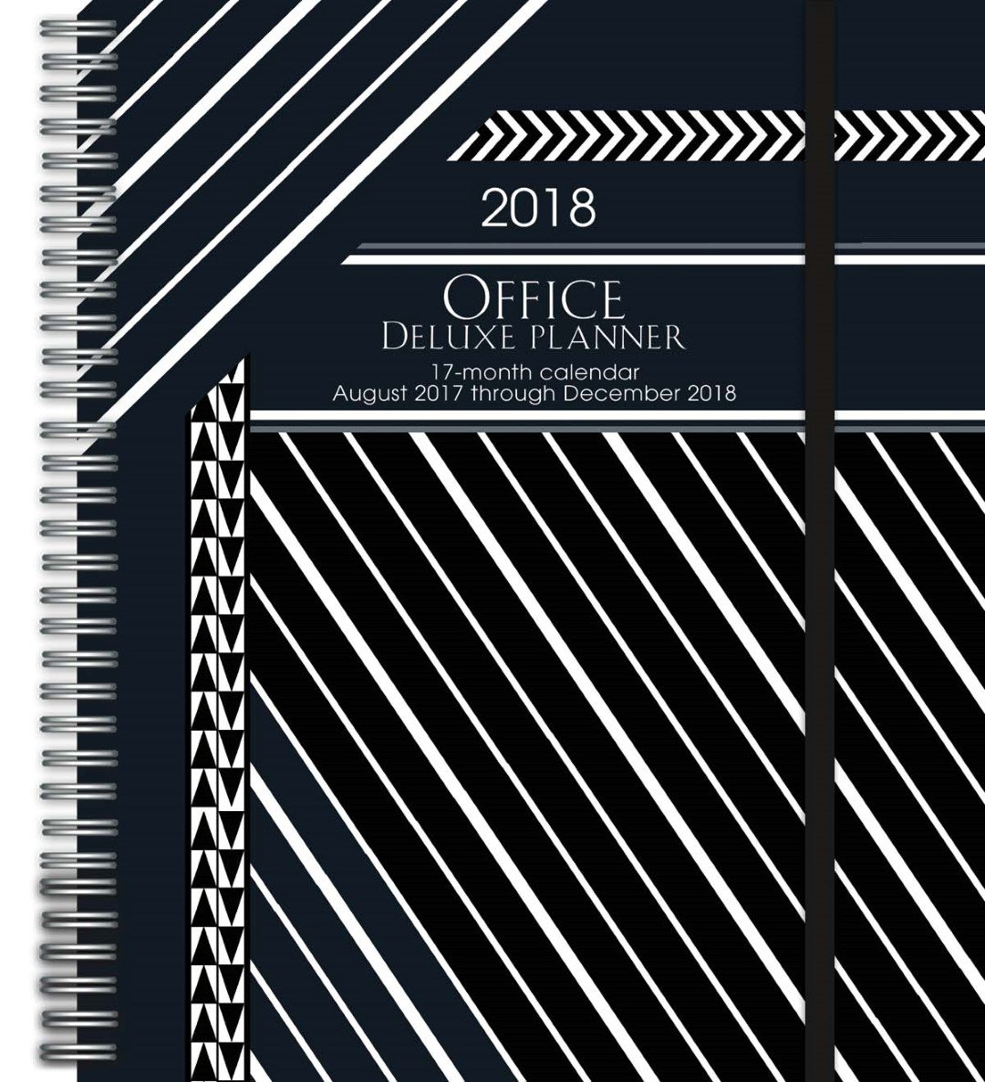 The LANG Companies WSBL Office 2018 Deluxe Planner (18997061028)