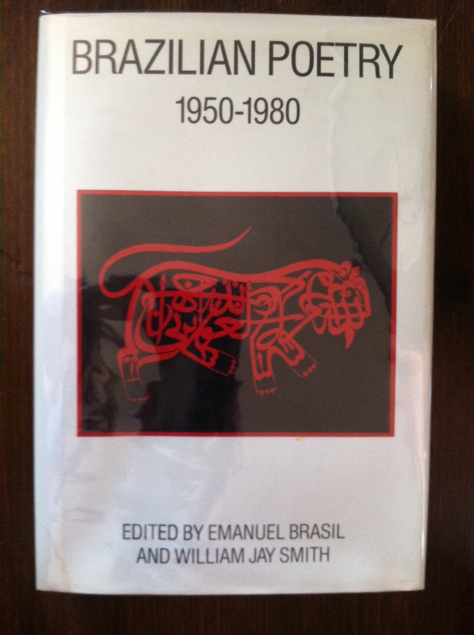 Brazilian Poetry (1950-1980) (Wesleyan Poetry in Translation)