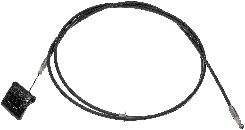Dorman 912-066 Hood Release Cable Dorman - OE Solutions