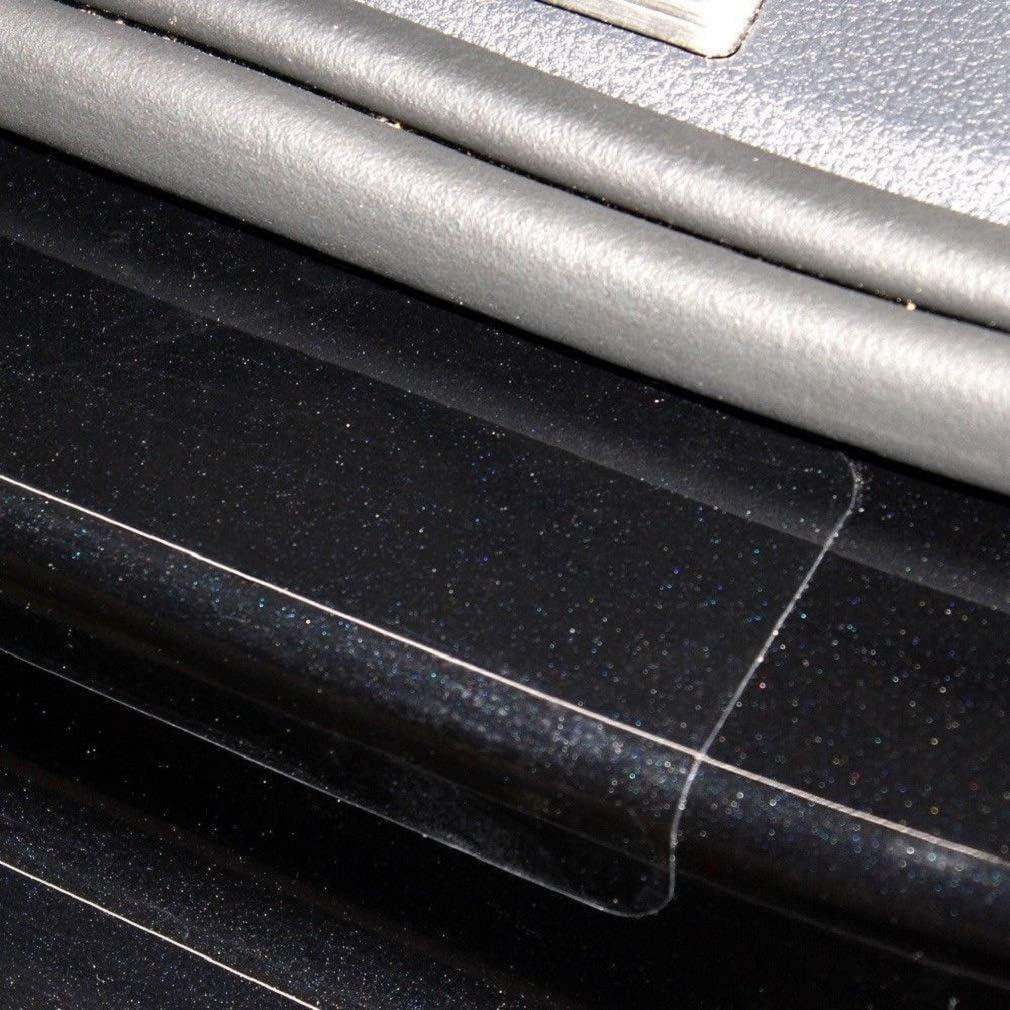 Einstiegsleisten Lackschutzfolie Schutzfolie auto Folie Transparent T/üreinstiege Einstiege VS-Sport 2175