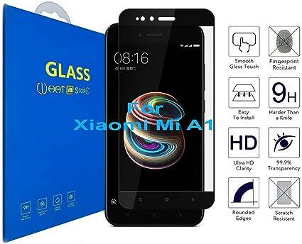 Xiaomi Mi A1 - Curvo 3D Cristal Templado Protector de Pantalla ...