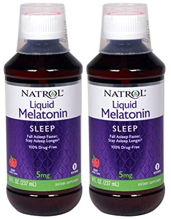 Image Unavailable. Image not available for. Color: Natrol Melatonin 5mg ...
