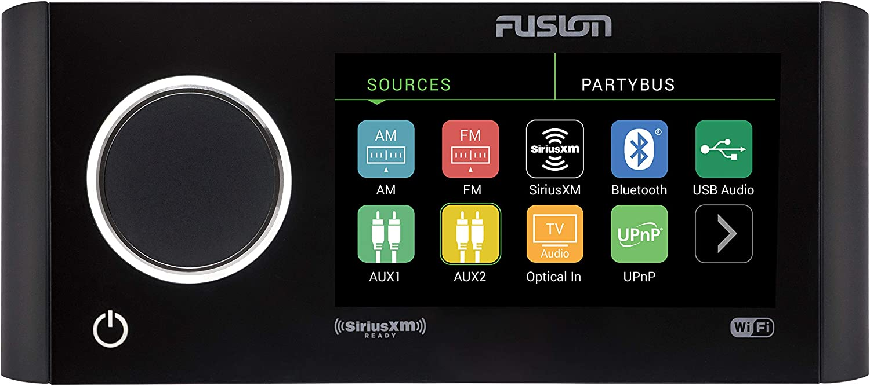 Fusion 010-01905-00 Apollo Series Touchscreen AM/FM/Bluetooth Stereo (Electronics MSRA-770)