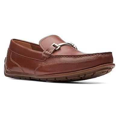 77cd0e34b Clarks Benero Brace Casual & Dress Shoe For Men Brown Size 44 EU ...