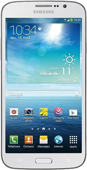 Samsung Galaxy Mega 6.3 - Smartphone (Bluetooth, Wi-Fi Android 4.2 ...