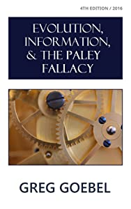 Evolution, Information, & The Paley Fallacy