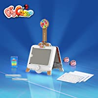 PIGCASSO - A Hands-Free Challenge Game for Kids and The Whole Family! Play in 2 or More Teams. Spin The Whee, Guess The Sketch, Trace a Drawing or Solve a Maze Using a Snout in Under 60 sec!