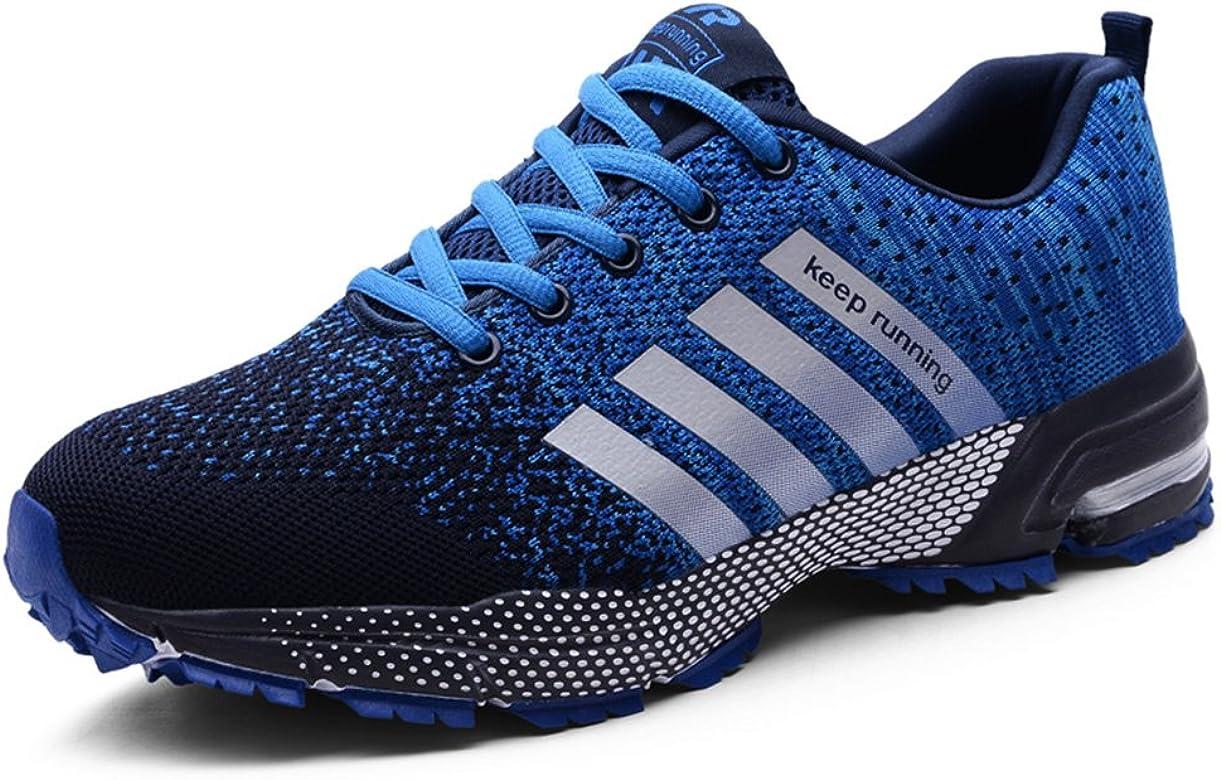 Deportes para Hombres Zapatos para Correr para Caminar Trainers ...