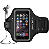 Amazon Price History for:iPhone 7/ 7 Plus Armband, JEMACHE Fingerprint Touch Supported Sport Running Exercise Gym Arm Band Case for iPhone 7/7 Plus with Card Pockets and Key Slot