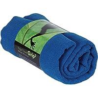 Toalha de Yoga Microfibra,com pontas de silicone, Indicada para as práticas de Hot Yoga, Asthanga e Vinyasa, para aulas…