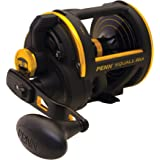 Penn Squall Lever Drag Conventional Fishing Reel