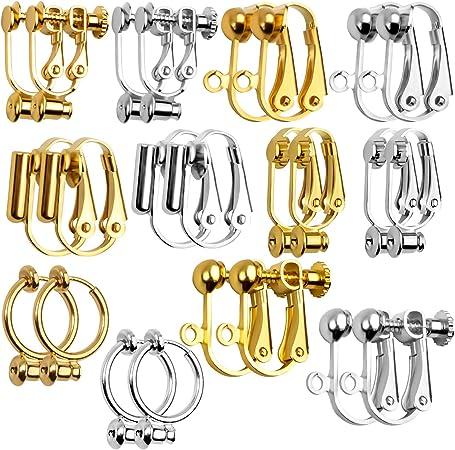 clips pour boucle d'oreille