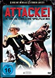 Attacke! - Die grosse Kavallerie-Spielfilm Box [4 DVDs]