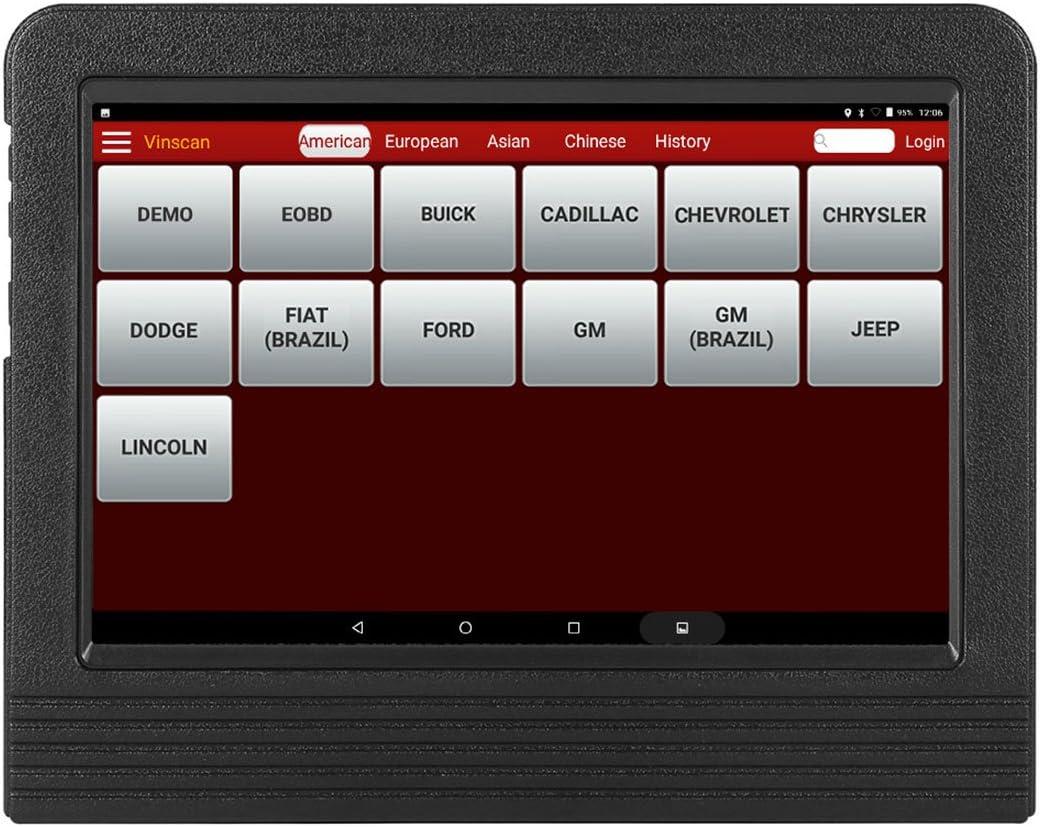 Launch X431 V+ Automotive Diagnostic Tool