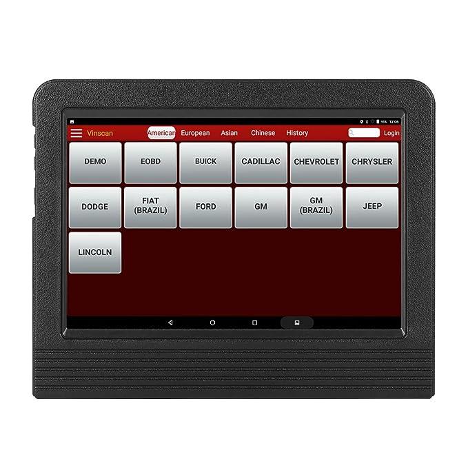 Amazon com: LAUNCH X431 V+ (Upgraded Version of X431 V PRO