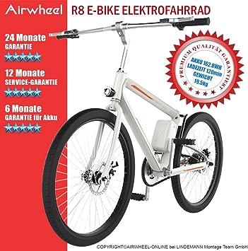 Airwheel R8 S de Mountain Bike Bicicleta Eléctrica con Motor S de ...