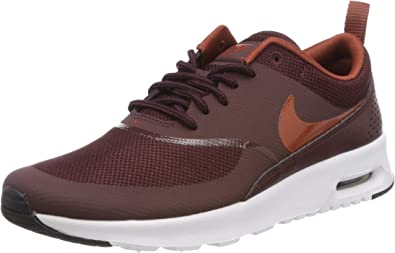 Nike Air Max Thea, Chaussures de Fitness Femme, Multicolore