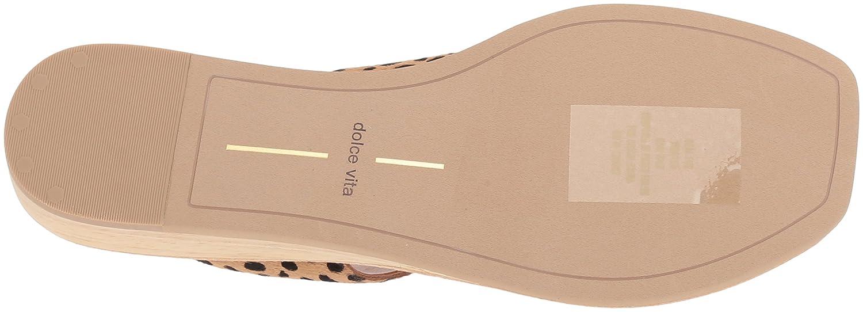 Dolce Vita Women's Hazle Slide Sandal B07B2FM2KS Hair 7 B(M) US|Leopard Calf Hair B07B2FM2KS 94261f