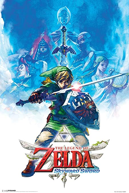Image result for the legend of zelda skyward sword