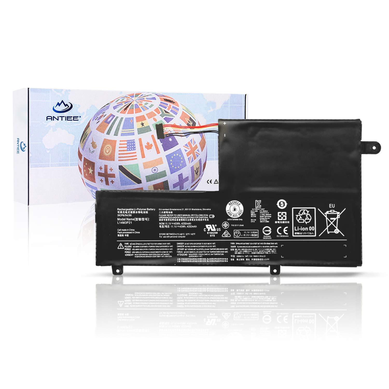 Bateria L14m3p21 Para Lenovo Flex 3 1470/1480 /1580/1435/1570 Edge 2-1580 Ideapad 300s 310s 320s 500s 520s Xiaoxin 510s