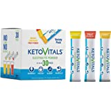 Keto Vitals Electrolyte Powder Stick Packs   Keto Friendly Electrolytes in Travel Packets   Keto Electrolytes Variety Pack In