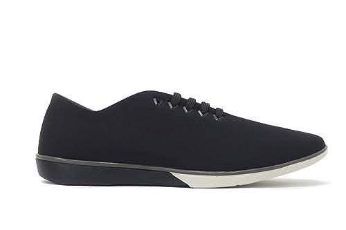 Muroexe Atom Eternal Black, Zapatillas para Hombre, Negro 0, 46 EU