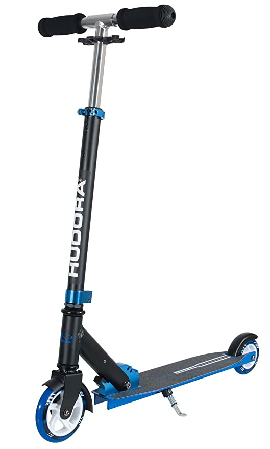 Hudora City Scooter Bold Wheel S ALU 5