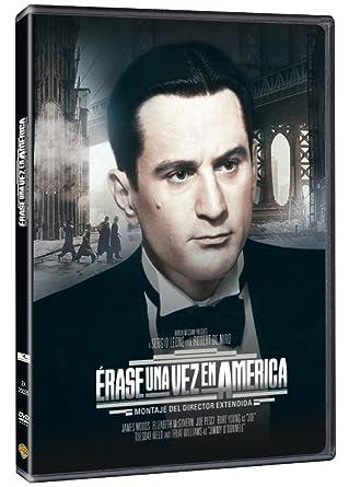 érase Una Vez En América Montaje Del Director Cine Y Tv