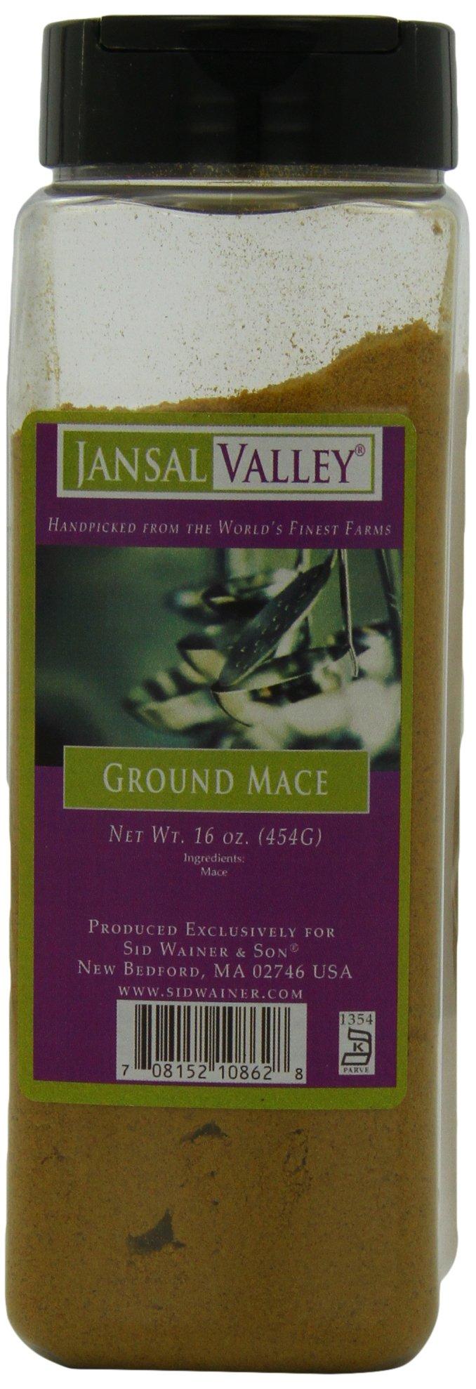 Jansal Valley Ground Mace, 16 Ounce