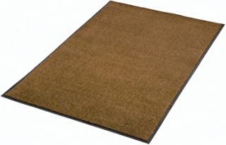 "product image for Apache Mills Plush Super Absorbent Mat, 48""W X 72""L, Walnut"