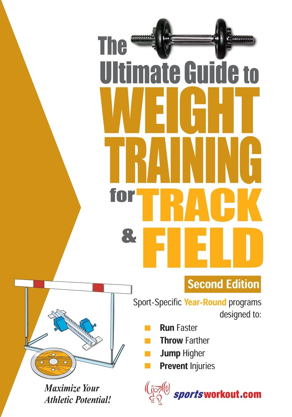 ultimate guide to weight training for track field rob price