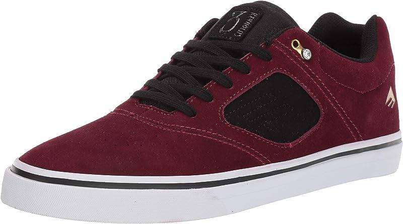 Emerica Reynolds 3 G6 Vulc Sneakers Herren Dunkelrot (Kastanie)