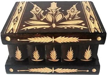 Caja de madera de puzzle – Pandora s Secret Box: Amazon.es ...