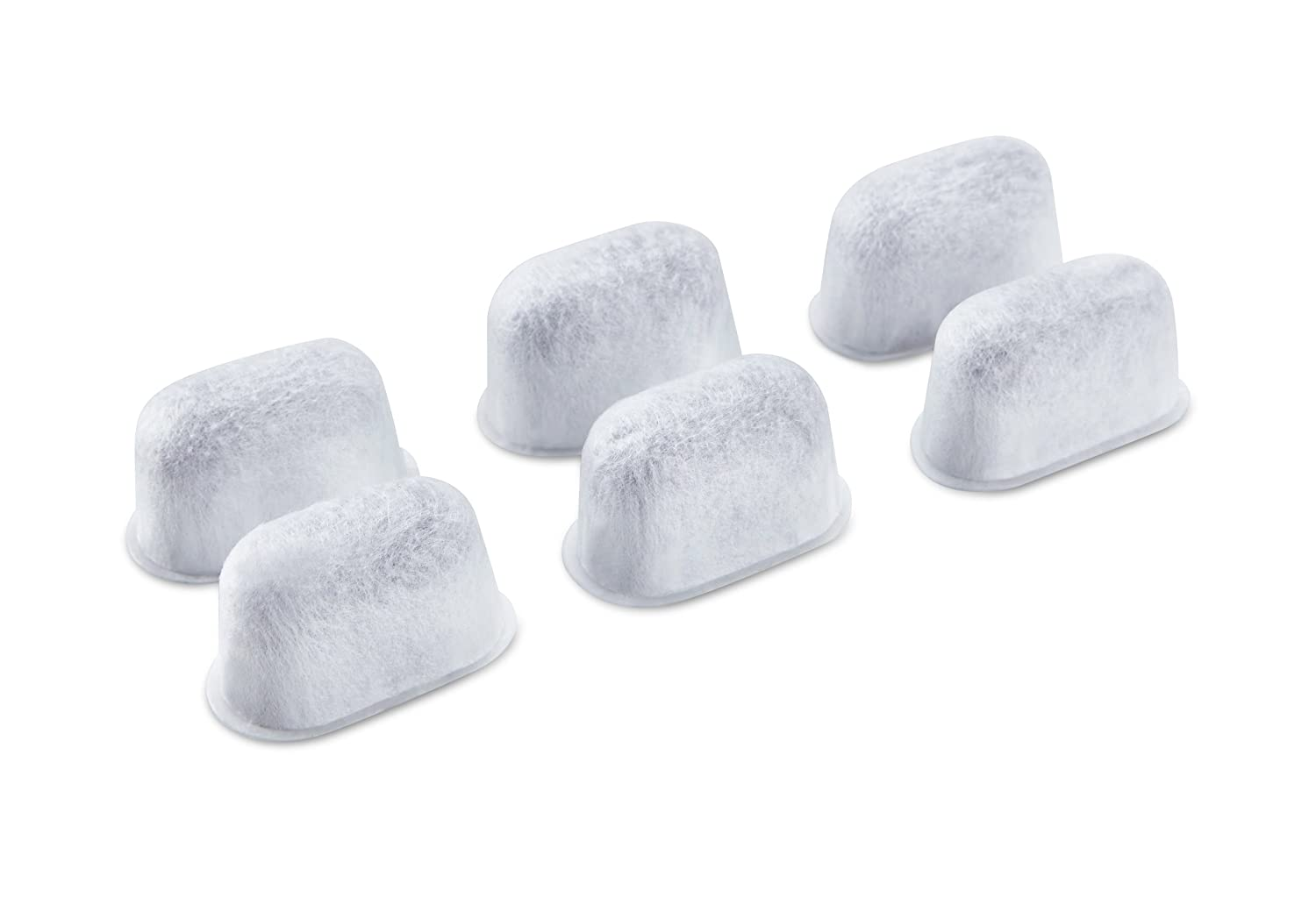 Premium 6-Pack Replacement Charcoal Water Filters for Keurig Coffee Machine